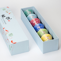 Chinese style pastel handmade personal tea cup gift box for friends and family, beautiful collection of good products