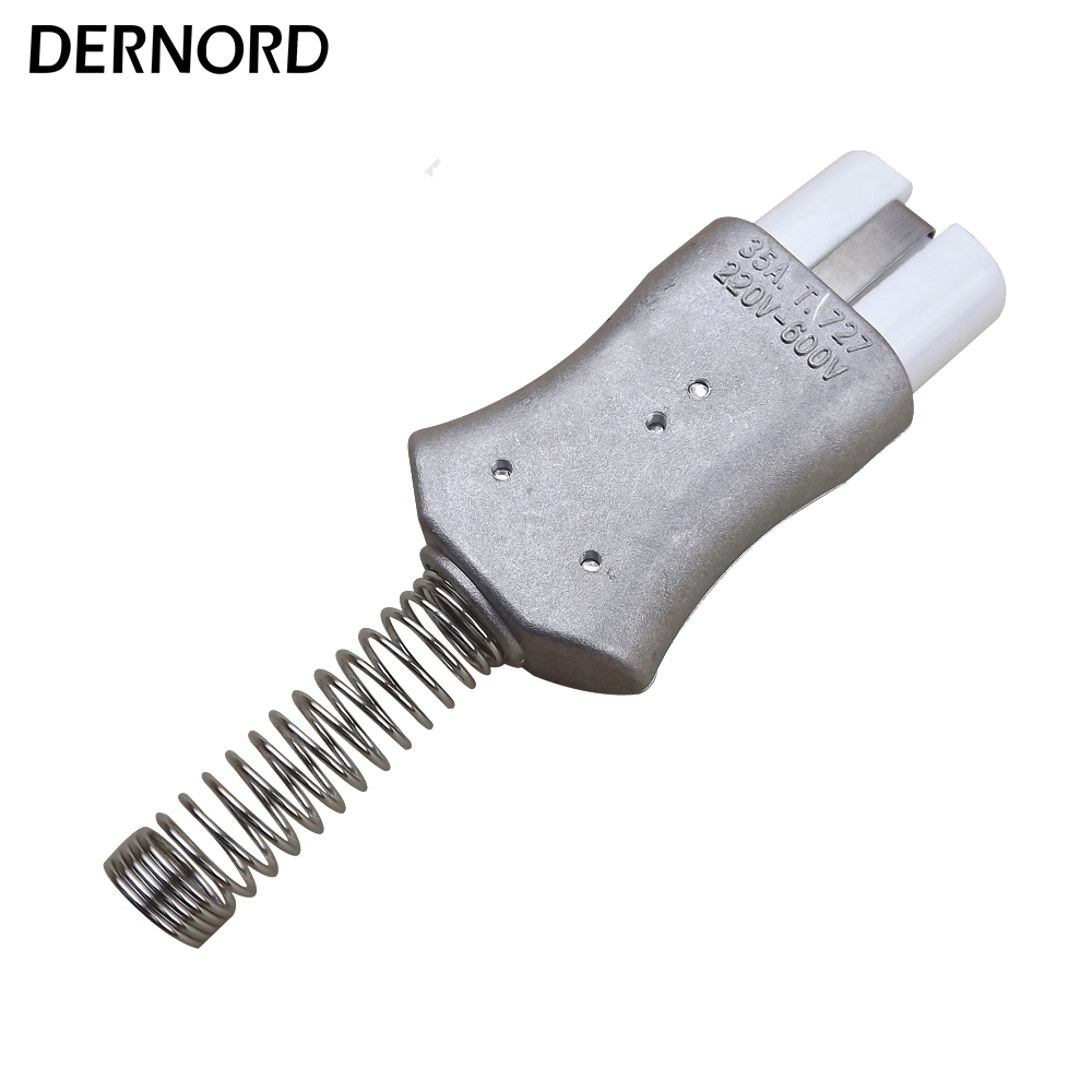 220V-600V High Temperature Aluminium Band Heater Plug Ceramic Heater Band Connector Adaptor220V-600V High Temperature Aluminium Band Heater Plug Ceramic Heater Band Connector Adaptor