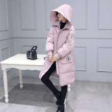 НОВЫЙ плюс размер новый Muje schlank вниз пальто abrigo deinvierno твердые talvitakki манто де манга ларга пуховое пальто теплое пальто