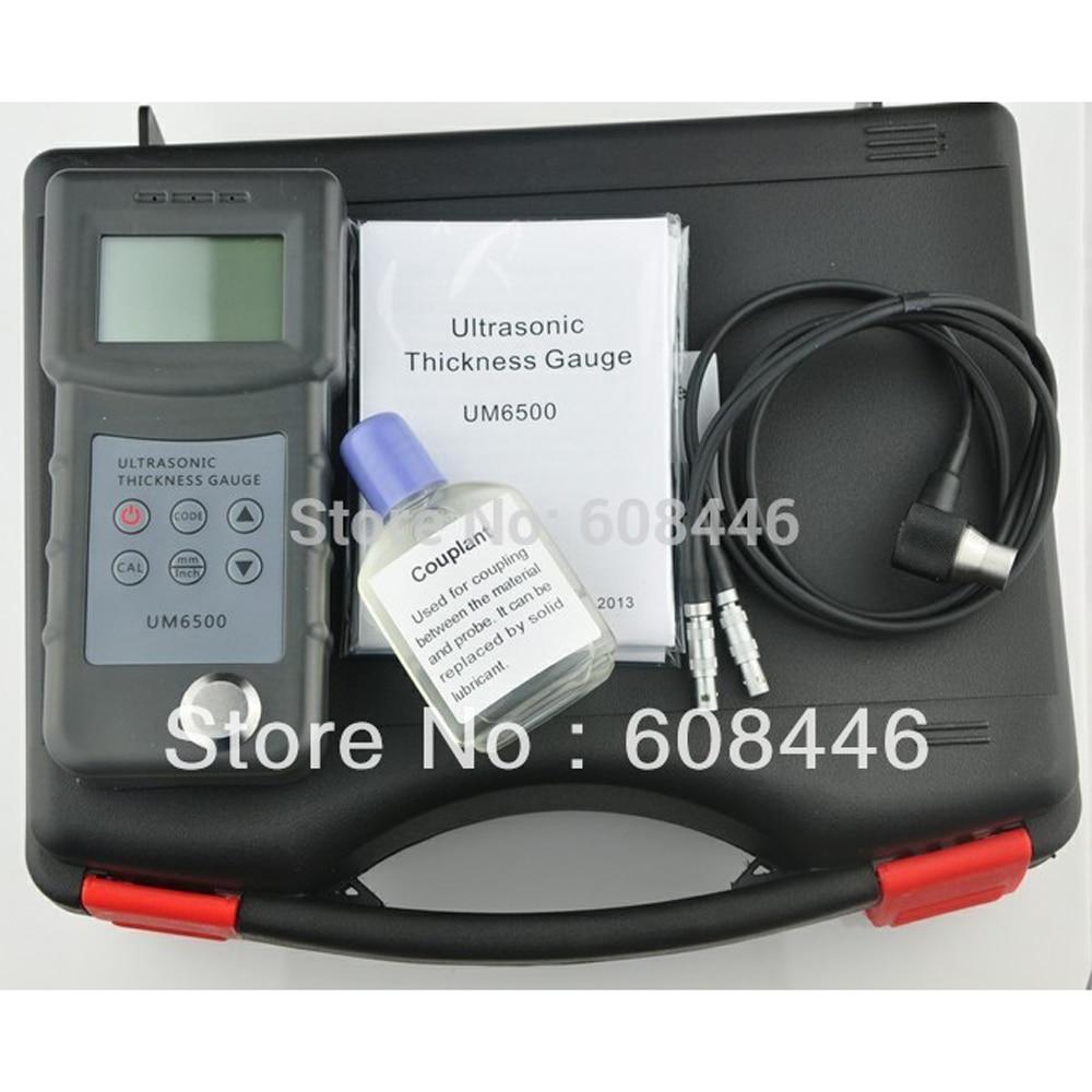 Medidor de espesor ultrasónico Acero aluminio rojo cobre zinc cuarzo - Instrumentos de medición - foto 4