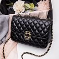 Women Bag Designer Handbags High Quality Lady Quilted Plaid Shoulder Bag Crossbody Bags Women Messenger Bag Bolsa Feminina Purse