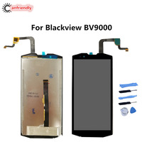 For Blackview BV9000 LCD Display+Touch Screen Digitizer Assembly Replacement Phone Parts For Blackview BV 9000 Glass Panel lcds