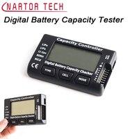 Nartor Cellmeter7 2-7 S Lipo Vie Li-sur Numérique Batterie Capacité Checker Capacité Contrôleur Tension Testeur De Détecteur
