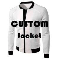 Custom Fashion Men Bomber Jacket Hip Hop Designs Slim Fit Pilot Bomber Jacket Coat Men Jackets Plus Size