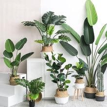 Piante artificiali Tartaruga Verde Foglie Giardino oggettistica Per La Casa 1 Bouquet Messicano Autunno Decorazione erba artificiale pianta