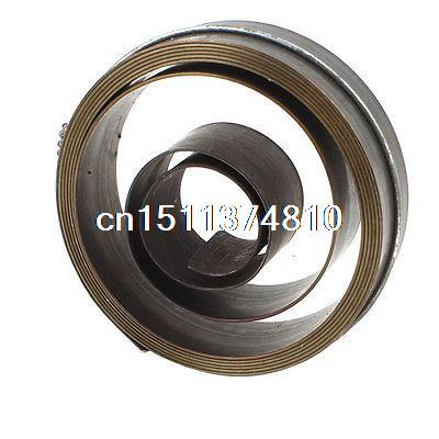 66mm Dia Metal Drill Press Quill Feed Return Coil Spring Assembly  8 drill machine press quill feed return coil spring assembly 41mm