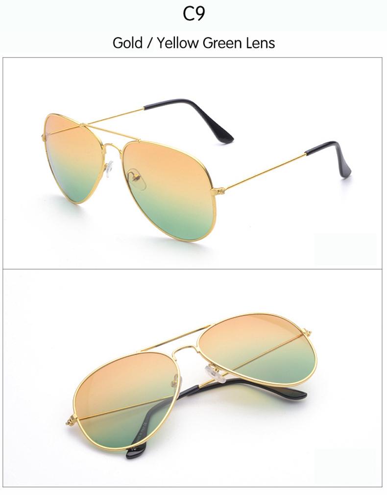 Liebhaber Regenbogen Sonnenbrille Frauen Marke Designer Military ...