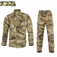Army Military Uniform Camouflage Suit Tatico Tactical Military Camouflage Airsoft Paintball Equipment Clothes