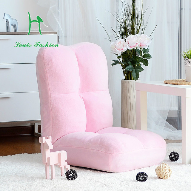 The new puff single lazy super comfortable Japanese sofa -in Living ...