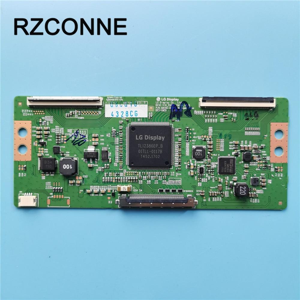 T-CON Board For LG V16 55UHD TM12 6870C-0584A/0584B 43/49/55 Inch Universal LCD TV