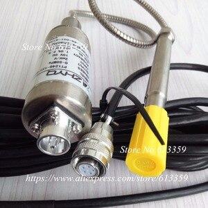 Image 2 - ZHYQ PT124G 121 Melt High Temperature Pressure Sensors for Plastic Extruder 5 Pins & Indicator N70/N80/N90 220VAC Output 2 mV/V