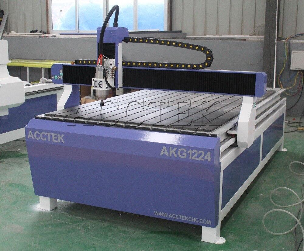 T slot table water table 1224 cnc machine assemble kit ,acrylic cnc machine ,wood cnc router