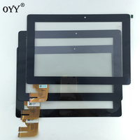 Touch Screen Digitizer Glass Sensor Panel Replacement Parts Black For Asus EeePad Transformer TF300 TF300T TF300TG