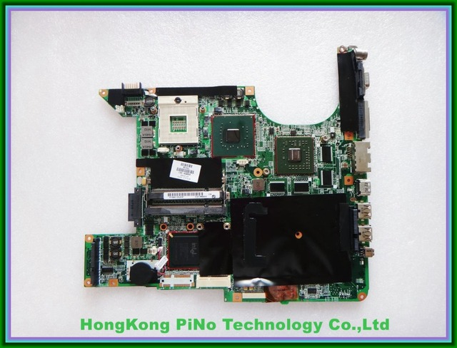 Frete grátis laptop motherboard 434659-001 para hp pavilion dv9000 dv9500 dv97000 notebook motherboard testado bom