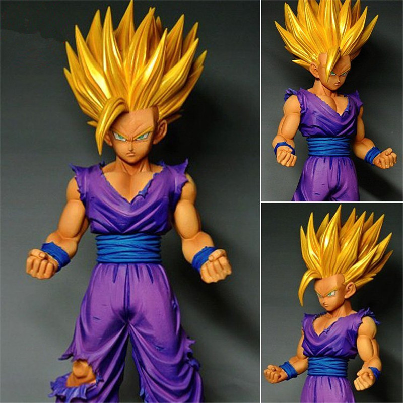 The Son Gohan Dragon Ball Z Action Figure Model 20cm PVC Son Goku Figure Toys For Collection ,Kids Toy brand new animals action figure toys mother wild horse 12cm length pvc figure model toy for gift collection kids school study