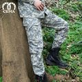 Men's Military Snake Camouflage Tactical Pants pantalon homme male Army Hunting pants Cargo army combat trousers 82006