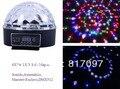 Venta 6 Piezas 1 Вт LED Bola Magica Sonido Automatico DMX512 7 Canales DJ Efectos Luces LED Fiestas Eventos Efectos Дискотека Pub