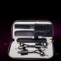 Professional Hairdressing Scissors Hair Cutting Scissors Set Barber Shears High Quality Salon 5 5 Inches Scissors