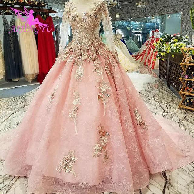 Aijingyu Wedding Gowns Suzhou Plus Sizes Cap Vietnam Queen Bridal