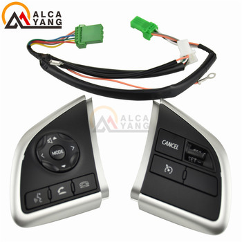 Untuk Mitsubishi Xpander 2016-2018 Cruise Control Switch Kemudi Tombol Saklar Kontrol Volume Audio Switch