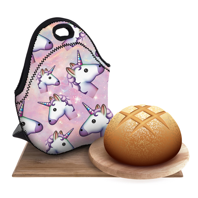 3D Printed Unicorn Lunch Bag