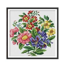 Joy Sunday Diamond Painting Cross Stitch Flowers Picture Rhinestones Diamond Embroidery Icons 5D DIY Mosaic Diamond Full Square joy sunday diamond painting cross stitch flowers picture rhinestones diamond embroidery icons 5d diy mosaic diamond full square