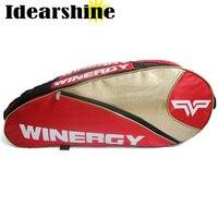 Head Tennis Bag Brand New Hot Sell Tennis Bag Racket Union New Sport Bag Large Capacity