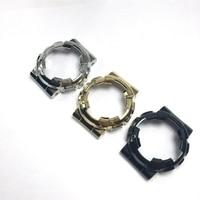 Корпус часов рамка для GA100 GA110 GA120 GD100 GD120 металлическая нержавеющая сталь Аксессуары для часов модификация подарок для мужчин/женщин