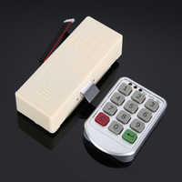Electronic Digital Password Lock Combination Lock Digital Keypad Number Door Lock Cabinet Code Password Lock