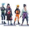 Funko поп аниме 17-поколения наруто фигурку игрушки фигурки лпс игрушки Какаши Гаара Узумаки один set12cm ПВХ