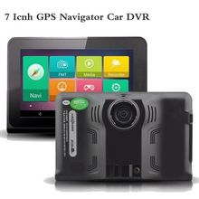 7″ Capacitive Android Tablet PC GPS Navigation WiFi Car DVR Camera Full HD 1080P With Radar Detector Truck Vehicle GPS Navigator