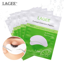 Get more info on the LAGEE Under Eye pads for eyelashes lint free eye patches for eyelash extension gel pads Disposable Make up tools