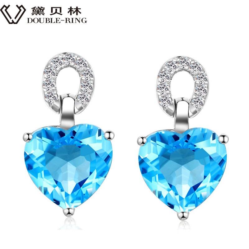 silver earrings CASE04055A
