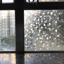 45/60*200cm 3D Laser Privacy Window Sticker PVC Glass Film Frosted Opaque Static Cling bathroom sunscreen door Home Decorative