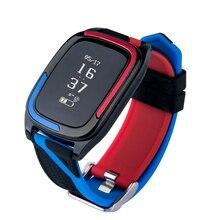 Yourtribe DB05 умный браслет часы измерять кровяное давление фитнес-трекер монитор сердечного ритма Смарт IP68 Водонепроницаемый для IOS Androi