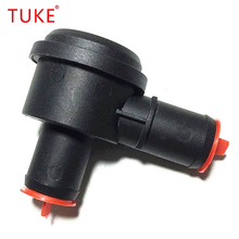 TUKE OEM 058145710 1.8T  turbo charger blow off valve Pour VW Passat B5 Golf Jetta GLI MK4 Beetle TT A4 06A 145 710 P 06A145710P