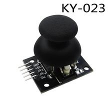 new 20PCS/LOT Dual-axis XY Joystick Module new KY-023