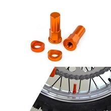 NICECNC грязи велосипед обод замок гайка прокладка комплект для KTM EXC SXF SX EXCF XC XCF XCW 85 125 250 350 450 525 300 200 150 мотокросс