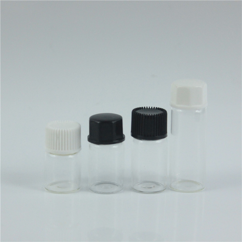15pcs 8ml Glass Bottles with Corks Jars in good quality Small 22*40 *19mm bottle