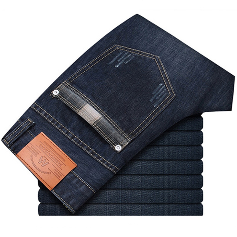 New Men's Fashion Hot Jeans For Young Men 5