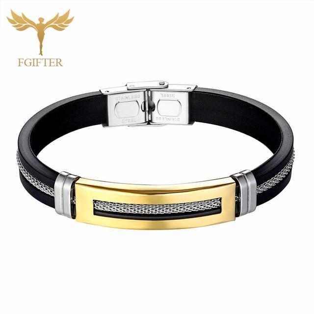 Cool Men's Health Bracelet...