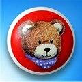 Muebles perillas de cerámica de dibujos animados ovejas oso cajonera muebles sala de niños perillas tirones tiradores perillas niños