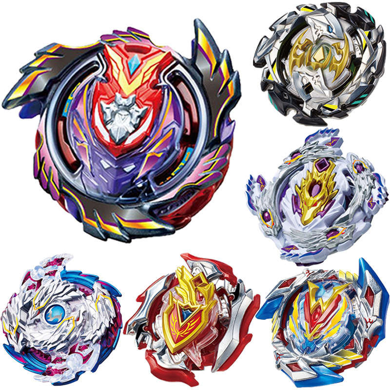 New Spinning Top Beyblade Burst B90 B103 3056 Series With Launcher And Box Metal Plastic Fusion 4D Gift Toys For Kids