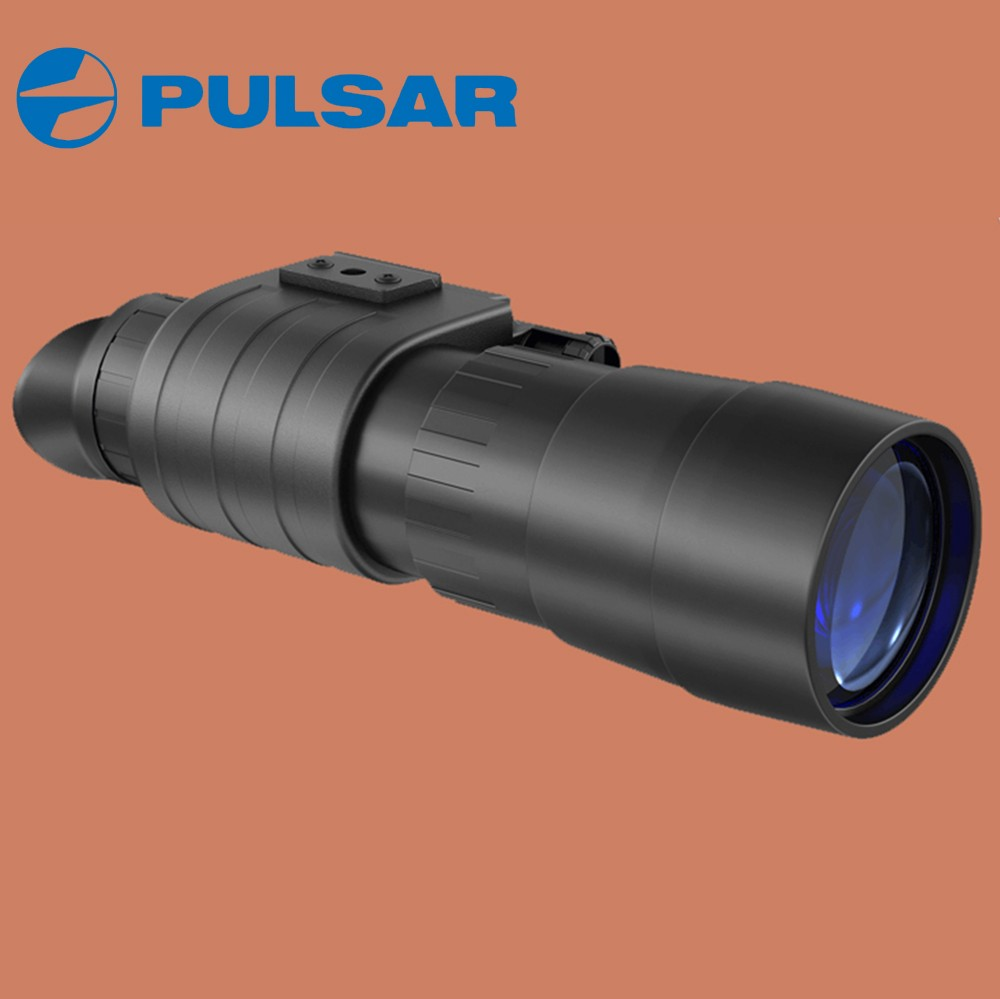 Hunting Optics Night Visions Pulsar Challenger GS Monoculars Nightvision Scope 2.7x50 #74096 send DHL Free shipping 1