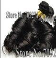 Hot !!! egg curl 100% Brazilian hair virgin human hair weft /weaving extension