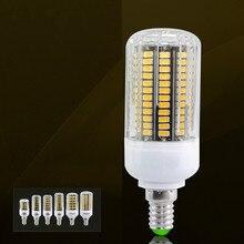 220 В SMD5733 E14 Мозоли СИД Лампочки Лампы 3 Вт/4 Вт/5 Вт/7 Вт/8 Вт/10 Вт Светодиодов Лампада Заменить Лампы Накаливания Светодиодные Фонари 25 Вт до 100 Вт