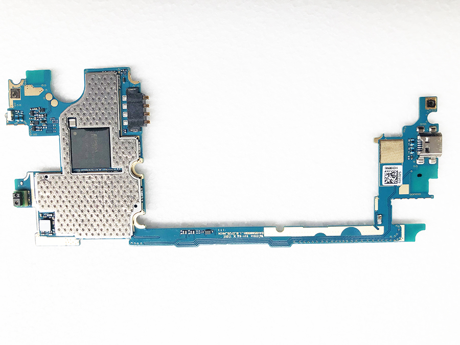 oudini UNLOCKED work for LG G3 mini D722 Mainboard Original for LG G3 mini Motherboard Test