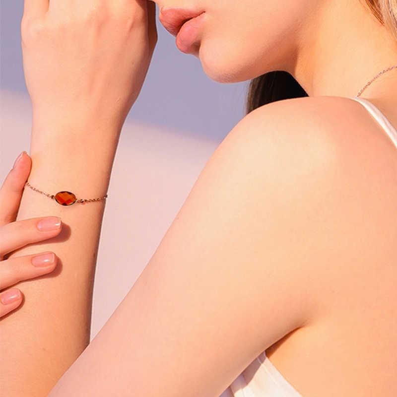 E-Manco di Vendita Calda Dell'annata Del Braccialetto Del Braccialetto per Le Donne di Colore Oro di Lusso di Disegno di Marca Regolabile Femme Braccialetto Gioelleria raffinata e alla moda