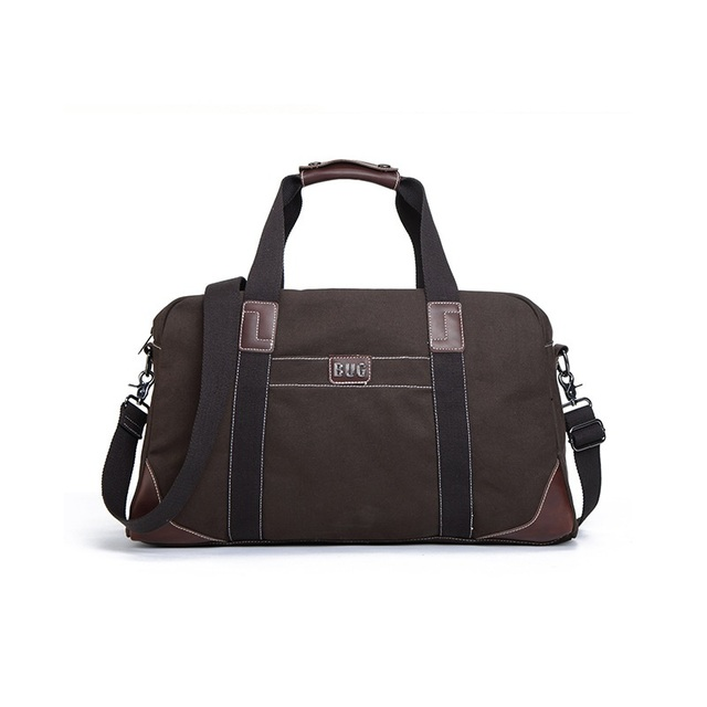 Us 46 98 19 Off Custom Canvas Travel Bag Large Capacity Business Men And Women Luggage In Bags From On Aliexpress