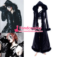 Japan Venitas Jin J rock Outfit Gothic Punk Dress Cosplay Costume Tailor made[G890]